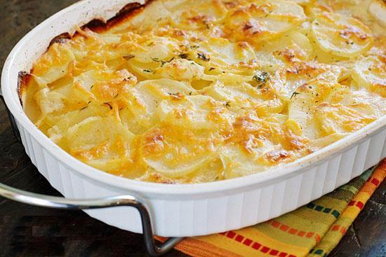 Brusells Sprout Au Gratin Food Network